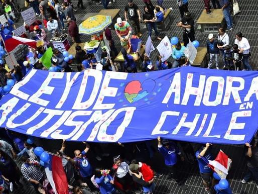Familias de Antofagasta se organizan para marchar exigiendo la aprobación de una Ley de Autismo