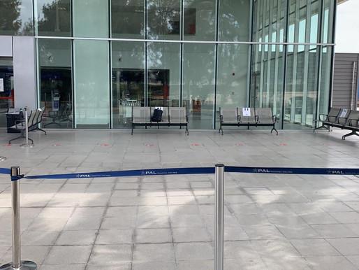 Carabineros descarta que mochila abandonada en el aeropuerto sea un artefacto explosivo