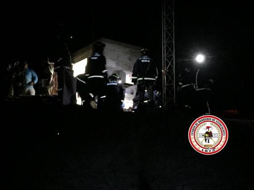 FALLECIÓ DUEÑO DE RADIO ATLANTA LUEGO DE CAER DESDE UNA ANTENA A 13 METROS DE ALTURA