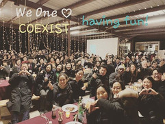 Coexist as one~ having fun together~