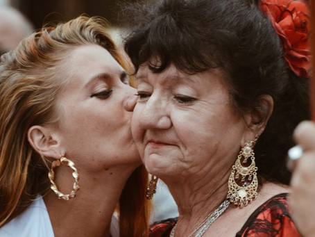 """After 50 Years, I Learned To Say, """"I Love You, Mom."""""""