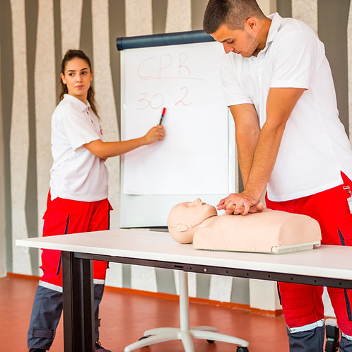 Childcare provider CPR Training