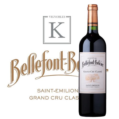 Bellefont-Belcier 2010 Saint-Émilion Grand Cru (Grand Cru Classé) 2010