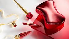 經典紅調炫亮變奏 閃爍奢華金屬光芒