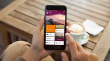 卡塔爾航空流動應用程式換上全新面貌