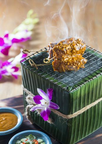 耳目一新的泰國美食