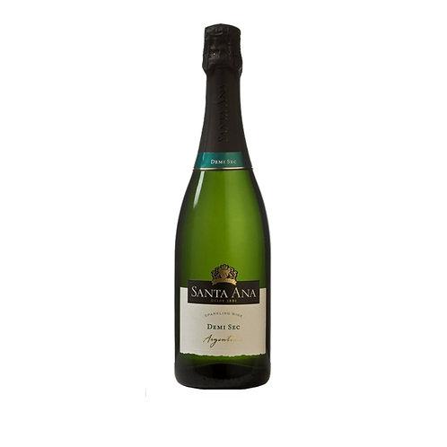Santa Ana Sparkling Wine Demi-Sec x 6
