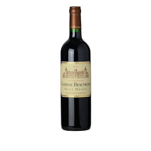 Beaumont- Haut Medoc 2012 375ml