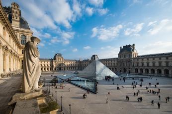 羅浮宮的創想-從皇宮到博物館的八百年