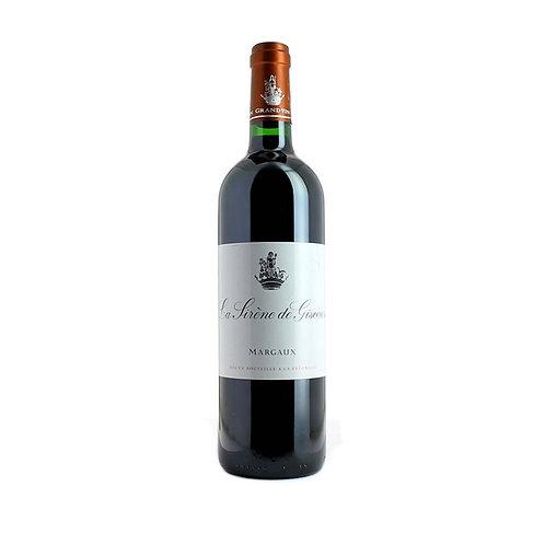 La Sirène de Giscours 2012- Margaux - Second wine