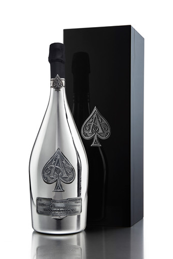 讀者優先訂購:黑桃 A 香檳 BLANC DE BLANCS IN MAGNUM 伴您共度中秋佳節