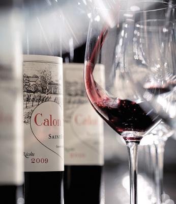 「愛之酒」Château Calon-Ségur