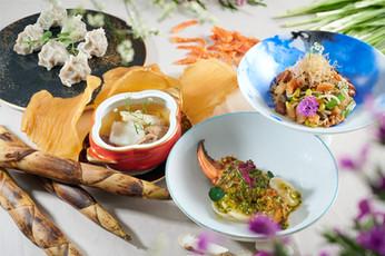 於唐人館置地廣場品味初春豐收珍味嚴選海陸時令食材 佳餚洋溢盎然春意