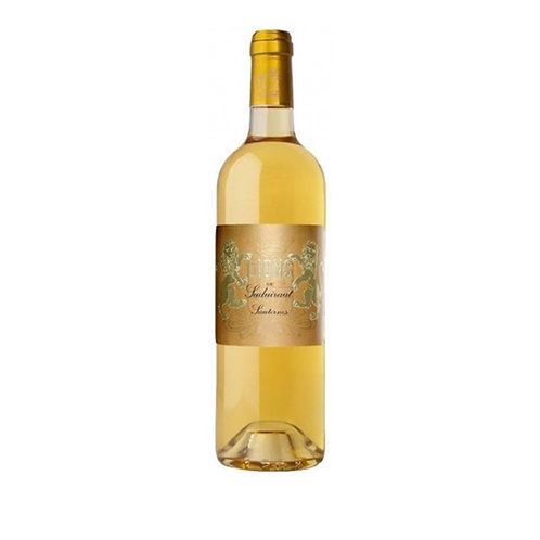 Lions de Suduiraut - Sauternes 2010 (2nd wine of S
