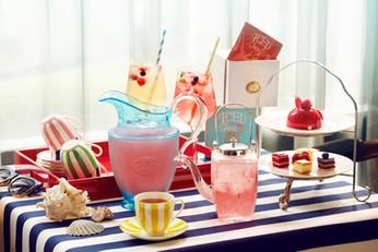 引領盛夏奢華品茗的手工冰茶包