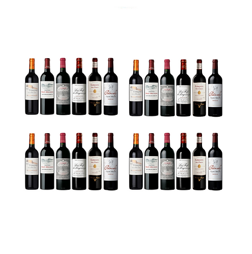 Bordeaux 2nd Wine Special x24