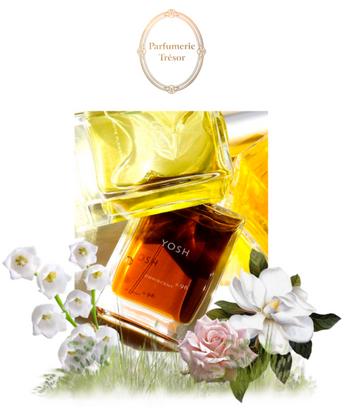 SOLOMON BLOEMEN與Parfumerie Trésor的治療花園