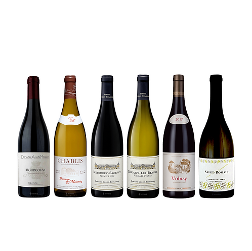 Burgundy Discovery Pack of 6