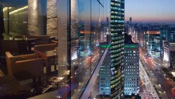 欣賞首爾壯麗景色的Park Hyatt