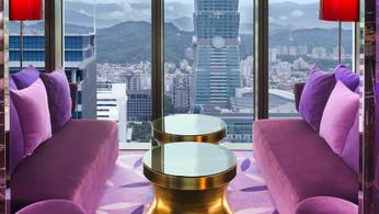 「紫艷」設計配搭新粵式料理