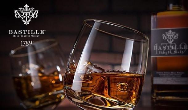 代表法國大革命的手工威士忌 Bastille 1789