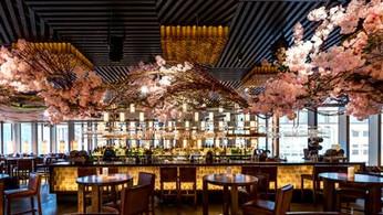 Zuma Hong Kong迎來春日櫻花美饌