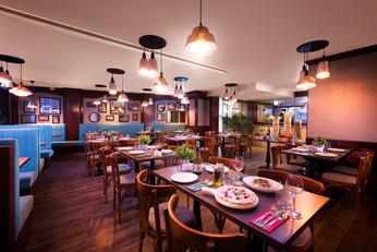 富豪東方酒店 – 意廊呈獻 「細味  愛」情人節晚餐