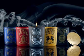 Tea WG 呈獻全新茗茶薰香蠟燭 釋放茶香韻味