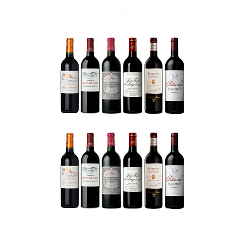 Bordeaux 2nd Wine Special x 12