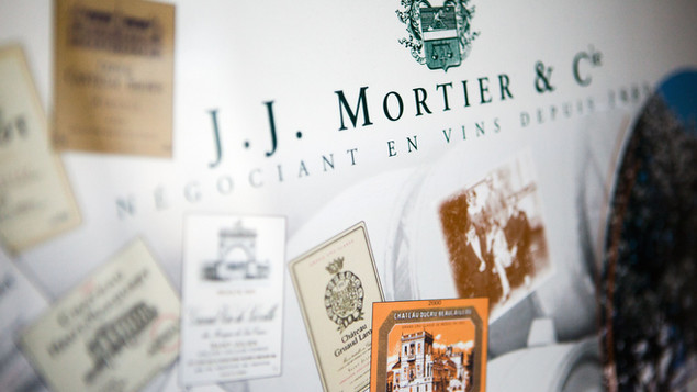 J.J. MORTIER 波爾多最具名聲葡萄酒商即將拓展至香港市場