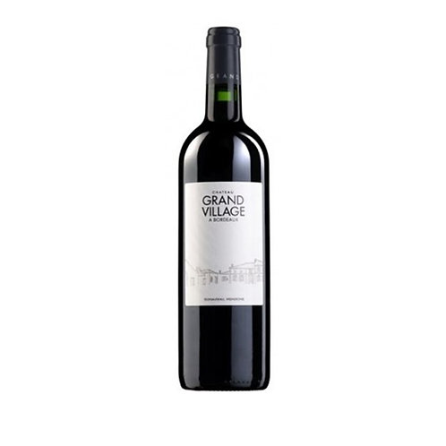 Grand Village- Bordeaux Superieur 2011 750ml