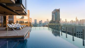 在Hotel Indigo Bangkok尋找復古和現代的樂趣