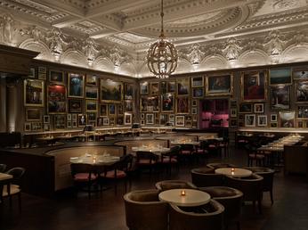 英式復古精品酒店 The London EDITION