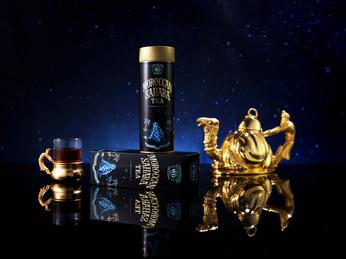 Tea WG餐桌上的奢華藝術 細味古都阿拉伯的夜空風情