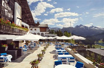 半島與著名瑞士酒店呈獻正宗瑞士美食
