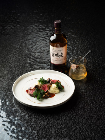 The Lounge & Bar Dine & Dram之夜送上Nikka Whisky威士忌香氣縈繞的微醺晚上