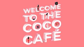 下一站・香港@Chanel Coco Café