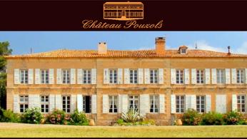 Château de Pouzols 美食妙配