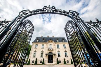 Maison de Venoge Champagne House的豪華莊園