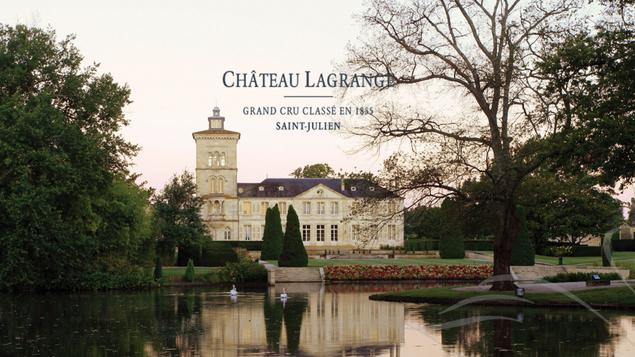 J.J.Mortier 特輯:Chateau Lagrange 揚威亞洲
