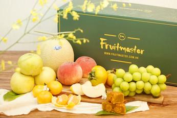 Fruitmaster首推自訂水果禮盒 甜蜜蜜迎中秋
