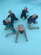 Yoga 24 aqua-yoga Boulazac Perigueux Dordogne Perigord