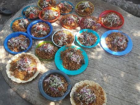 Esskultur in Kenia / Eating Culture in Kenya