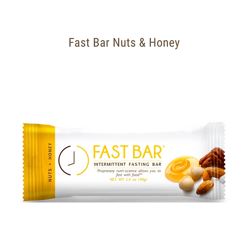 Fast Bar (5 Bars / Pack)