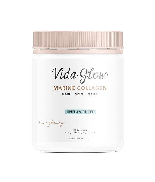 Vida Glow Premium Marine Collagen Powder