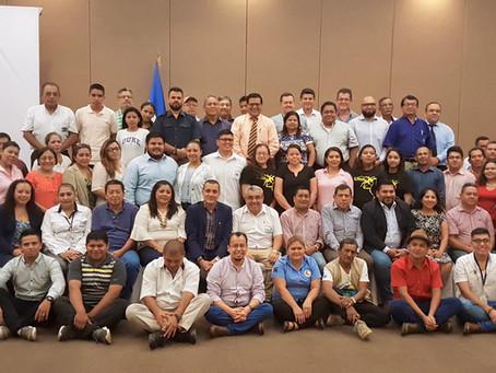 Foro Impulsando el Desarrollo Territorial en el Oriente de El Salvador
