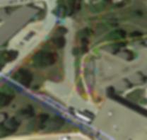 gps mapping service utility locating neb