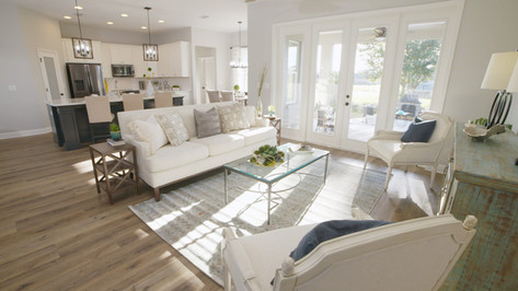 Family Room and Great Room