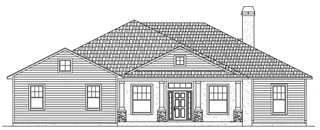 Creekwood Front Elevation