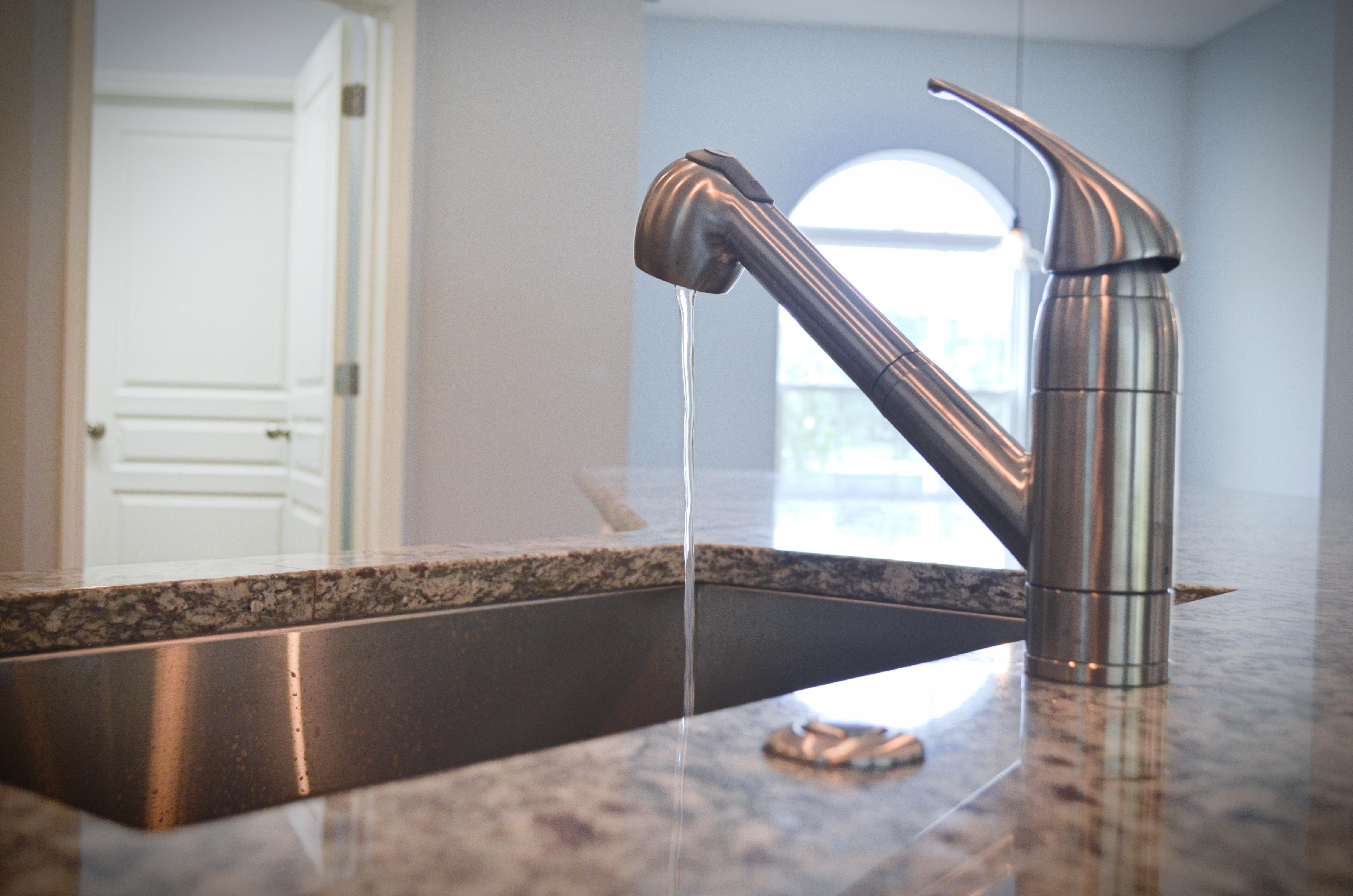 Standard Faucet Fixture